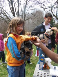 RESCHEDULED  -  7th Annual Animal Blessing